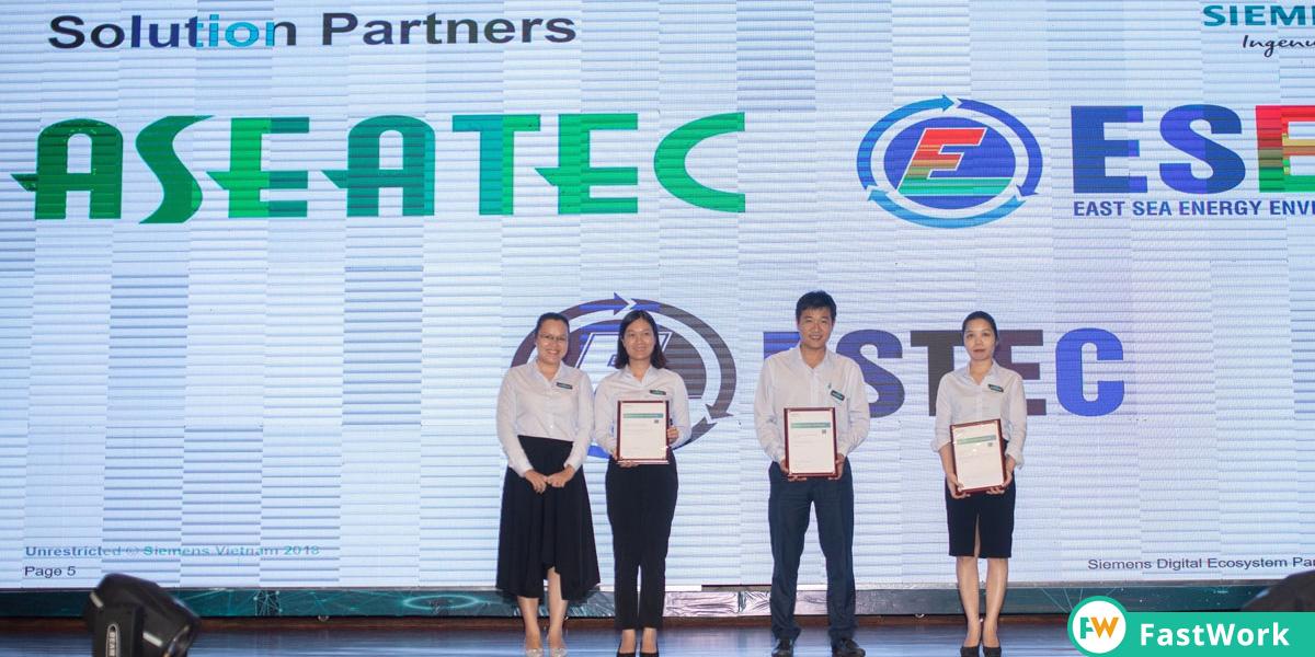 ASEATEC Ứng dụng FastWork để quản lý đội ngũ nhân viên làm việc tại khách hàng01
