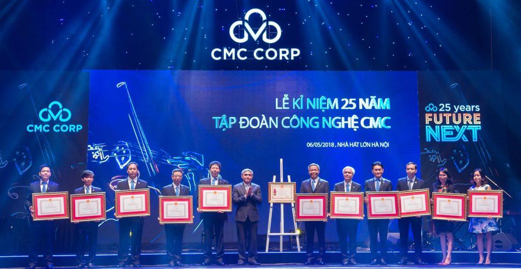 Hành trình hòa nhập xu hướng quản lý số của tập đoàn công nghệ CMC