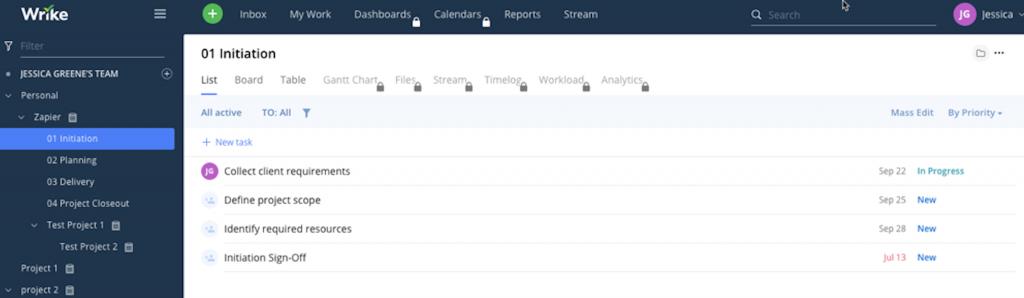 phần mềm quản lý công việc phổ biến nhất hiện nay