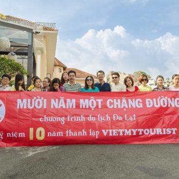 Fastwork thầm lặng giúp Việt Mỹ Tourist quản lý - chăm sóc khách hàng