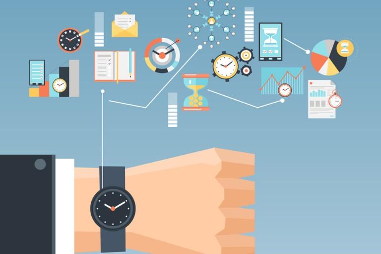 Giải pháp giám sát chặt chẽ thời gian làm việc của nhân viên tại công trình