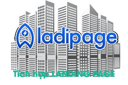 tích hợp landingpage