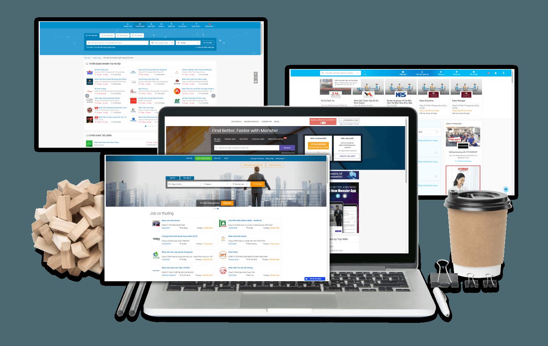 Phần mềm quản lý tuyển dụng