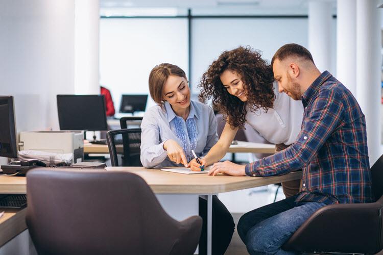 Quy trình bán hàng của doanh nghiệp trong việc tư vấn giải đáp thắc mắc khách hàng