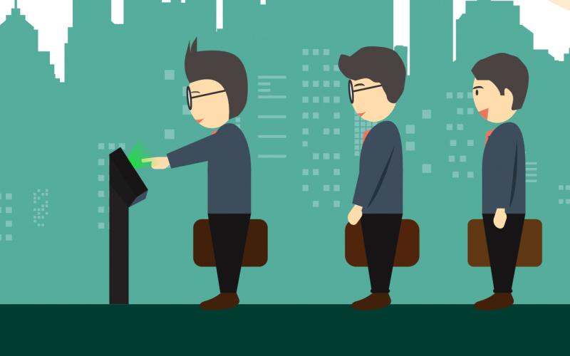 Tránh nhân viên gian lận trong chấm công