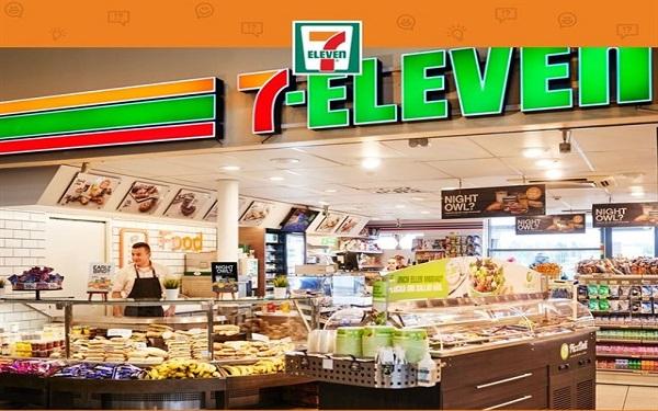 """7Eleven - một trong những """"ông lớn"""" trong chuỗi cửa hàng bán lẻ"""