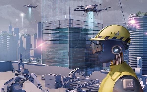 Công nghệ trí tuệ nhân tạo AI được ứng dụng triệt để lên ngành xây dựng