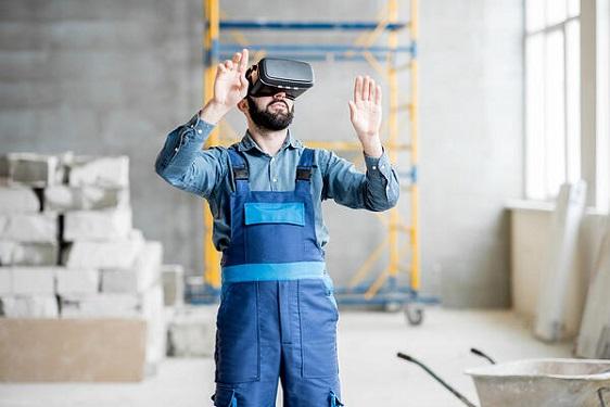 Ngành xây dựng hiện nay đã được ứng dụng công nghệ thực tế ảo tăng cường VR