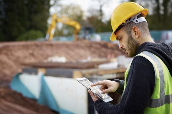 Các dữ liệu từ hệ thống cảm biến cảnh báo cho người lao động