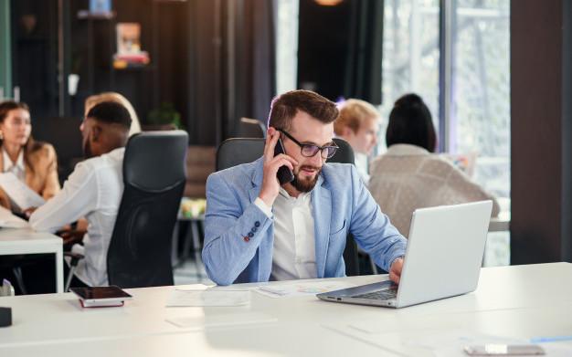 Đội ngũ bán hàng chuyên nghiệp mang lại hiệu quả kinh doanh cao