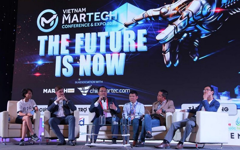 Các diễn giả tham gia MarTech Conference & Expo 2019