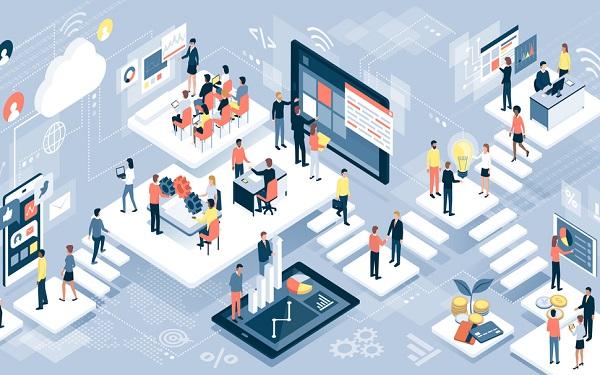 Chuyển đổi số - ứng dụng công nghệ kỹ thuật số vào tất cả các khía cạnh của doanh nghiệp