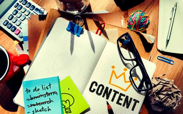 Vị trí Content Writer trong doanh nghiệp