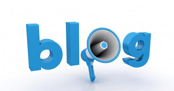 Blog là kênh đăng tin hiệu quả với lượng truy cập, tạo lập lớn và mức độ tin tưởng cao