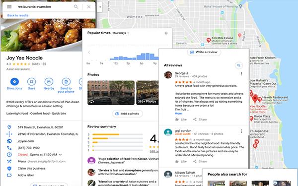 Tạo Google My Business Listing - Google doanh nghiệp của tôi