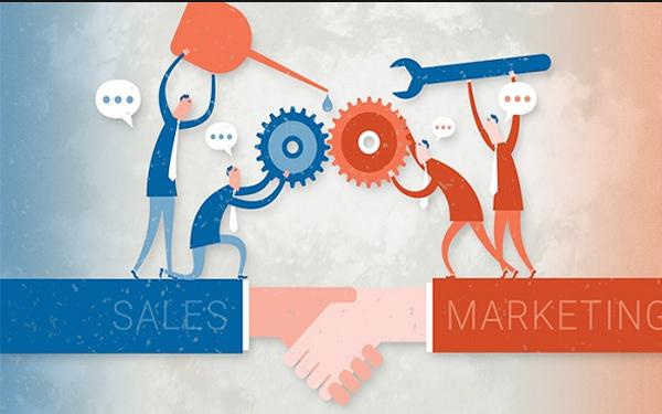 Marketing - Sales là mối quan hệ không tách rời