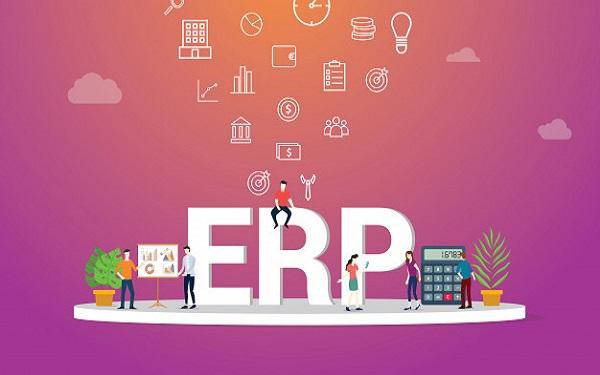 Phần mềm ERP giúp đơn giản hóa quá trình làm việc