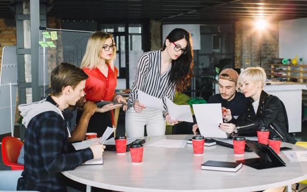 Quảng bá văn hóa doanh nghiệp trong quy trình tuyển dụng của công ty