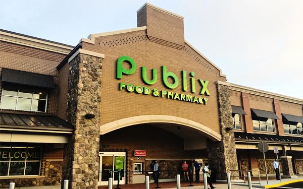 Publix Supermarkets là chuỗi siêu thị bán lẻ được yêu thích