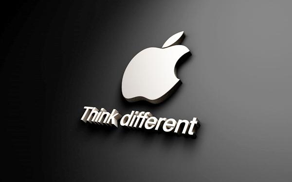 Slogan Think Different của Apple