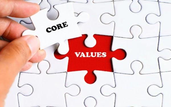 Những giá trị nòng cốt mang lại hiệu quả kinh doanh cho doanh nghiệp