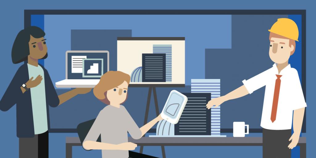 Sử dụng phần mềm trong quản lý dự án, nhà quản lý có thể nắm được mọi thông tin về tiến độ, tình trạng, người phụ trách theo từng đầu việc trên 1 màn hình