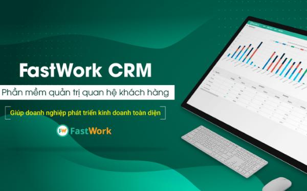 FastWork CRM giúp doanh nghiệp phát triển kinh doanh toàn diện với chi phí tối ưu