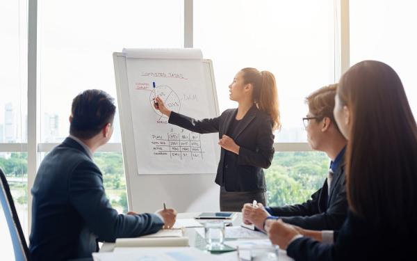 Quy trình đào tạo kinh doanh tháng thứ 3 - Tuần 9: