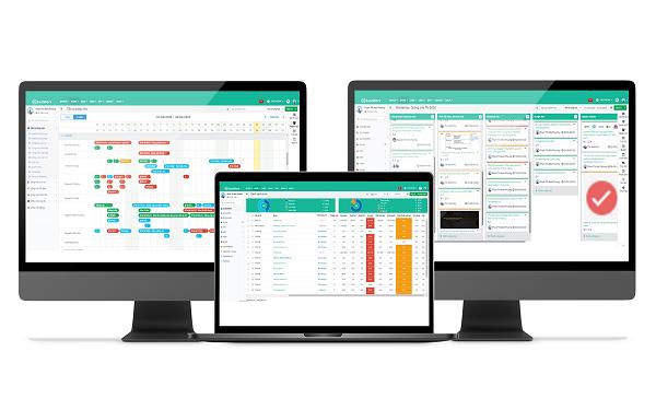 Fastwork là một trong những phần mềm hỗ trợ doanh nghiệp được lựa chọn nhiều tại Việt Nam