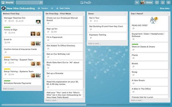 Trello là một trong phần mềm quản lý dự án online miễn phí được các doanh nghiệp sử dụng phổ biến
