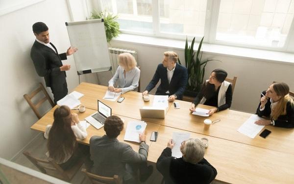 Giao tiếp có sức mạnh trong chuyển đổi tích cực thực tế kinh doanh trong bất kỳ doanh nghiệp thuộc lĩnh vực gì
