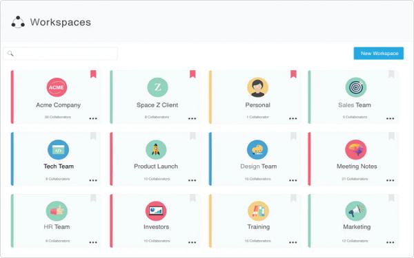 Bit.ai cho phép người dùng có thể chia sẻ bất kỳ nền tảng phương tiện nào như Youtube, Soundcloud, GIF, Pinterest và Tweet