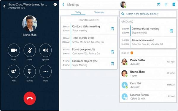 Skype đang có hàng triệu người sử dụng mỗi ngày để gọi video, gửi tin nhắn, chia sẻ tài liệu,...