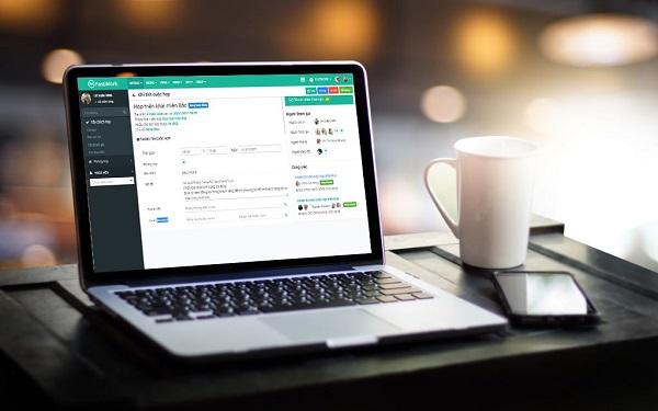 Phần mềm Quản lý công việc - Fastwork Workplace giúp nhà quản trị kiểm soát toàn bộ công việc từ chi tiết đến tổng quan