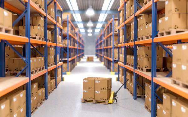 Tính số lượng hàng tồn kho trong quá trình xử lý vào cuối kỳ