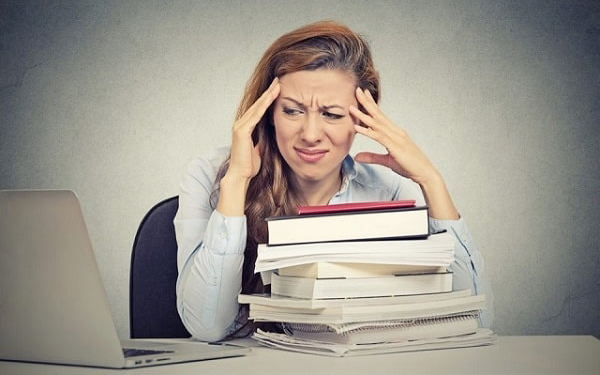 Sự áp lực trong công việc của đội ngũ nhân viên có thể là rào cản lớn cho mục tiêu của doanh nghiệp