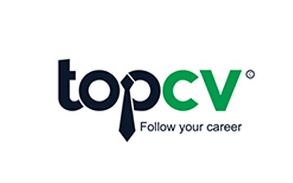 TopCV - trang web tuyển dụng được nhiều người sử dụng hiện nay
