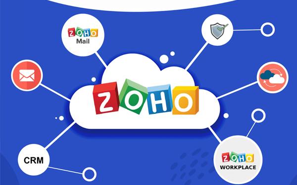Phần mềm CRM miễn phí - Zoho
