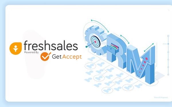 Freshsales - phần mềm CRM cho đơn vị vừa và nhỏ