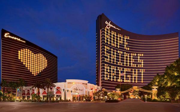 Khu nghỉ dưỡng Mirage Resort & Wynn