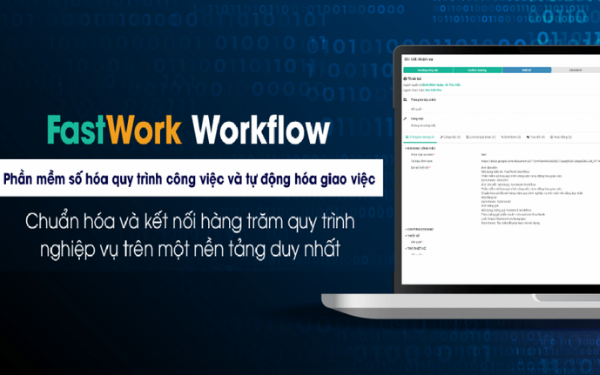 Phần mềm FastWork Workflow