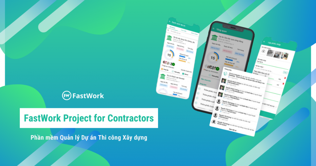 FastWork Project for Contractors