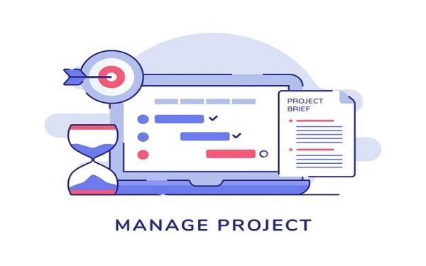 Hướng dẫn thiết lập bảng công nhân viên, dự án cho doanh nghiệp