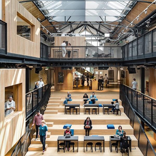 Trụ sở chính của Airbnb - Một ví dụ về văn hóa doanh nghiệp đáng học tập