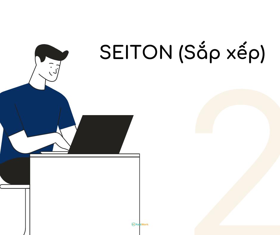 Seiton - Set in order (Sắp xếp)