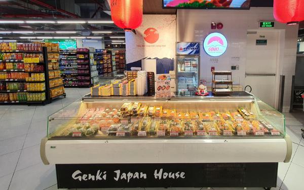 Chuỗi cửa hàng đồ Nhật Genki House