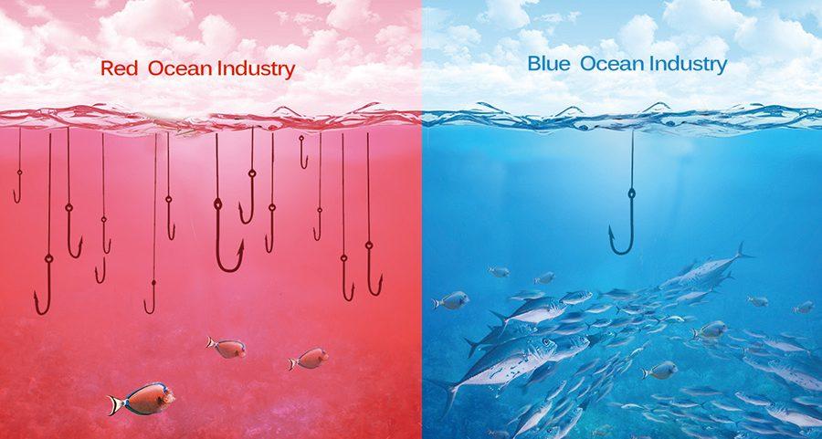 Như thế nào là một chiến lược đại dương xanh ?