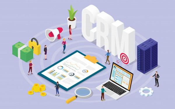 Tận dụng các tính năng hỗ trợ từ giải pháp CRM