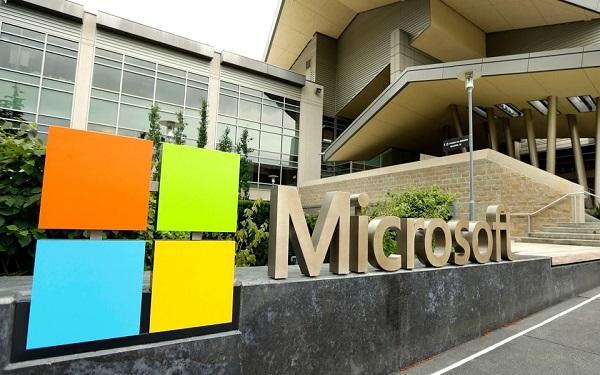 Tập đoàn công nghệ Microsoft là một không gian làm việc đáng mơ ước của mọi nhân viên trên toàn thế giới