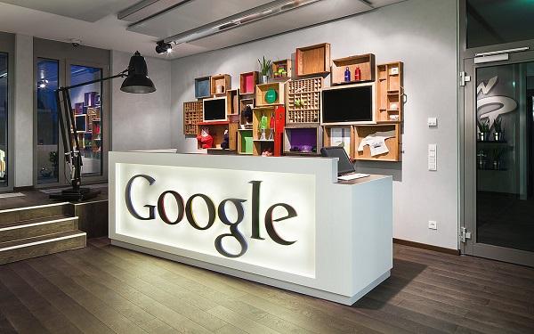 Google là một điển hình thành công trong xây dựng văn hóa doanh nghiệp